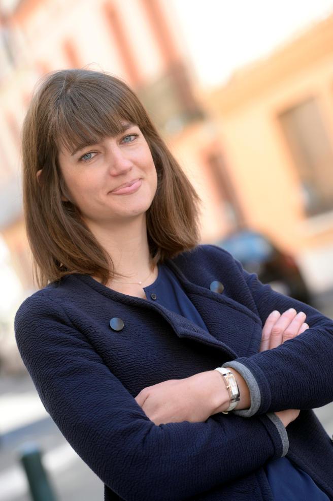 Aurélie VERHAEGHE : Ingénieur