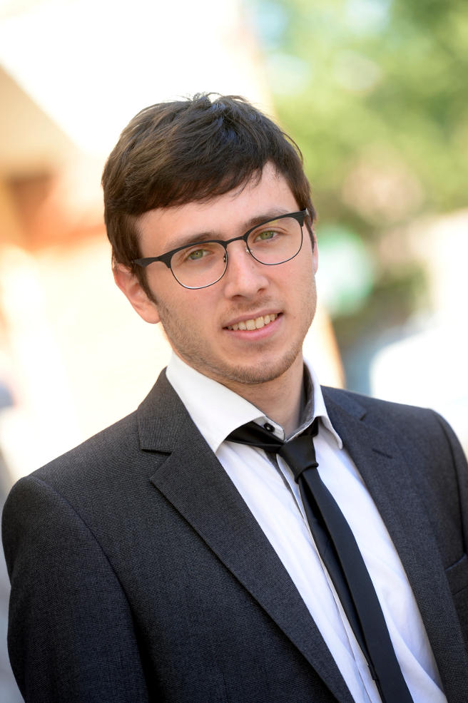 Simon UROSEVIC : Ingénieur